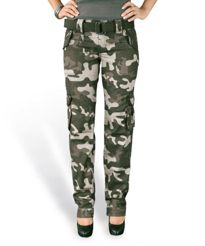 Dámké kalhoty Surplus Ladies Premium Slimmy