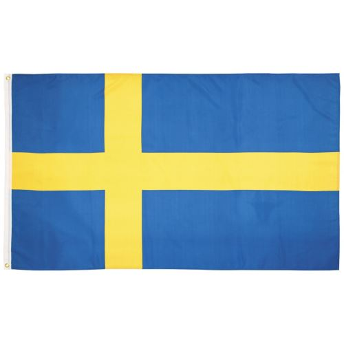 Vlajka Švédsko 90x150cm MFH