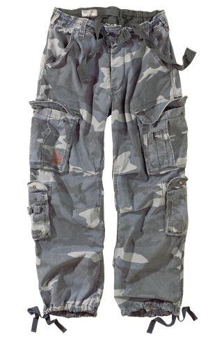 Kalhoty Surplus Airborne Vintage