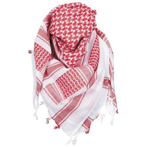 Shemagh (Scarf) MFH - červeno-bílý