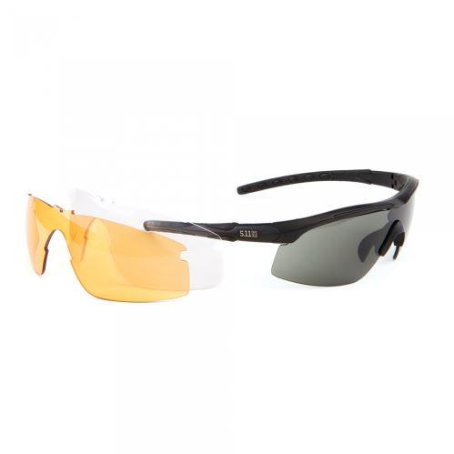 Náhradní skla pro brýle 5.11 Raid